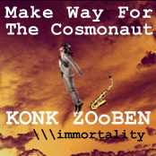 Make Way For The Cosmonaut